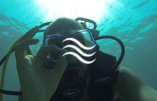 vidéo sous marine